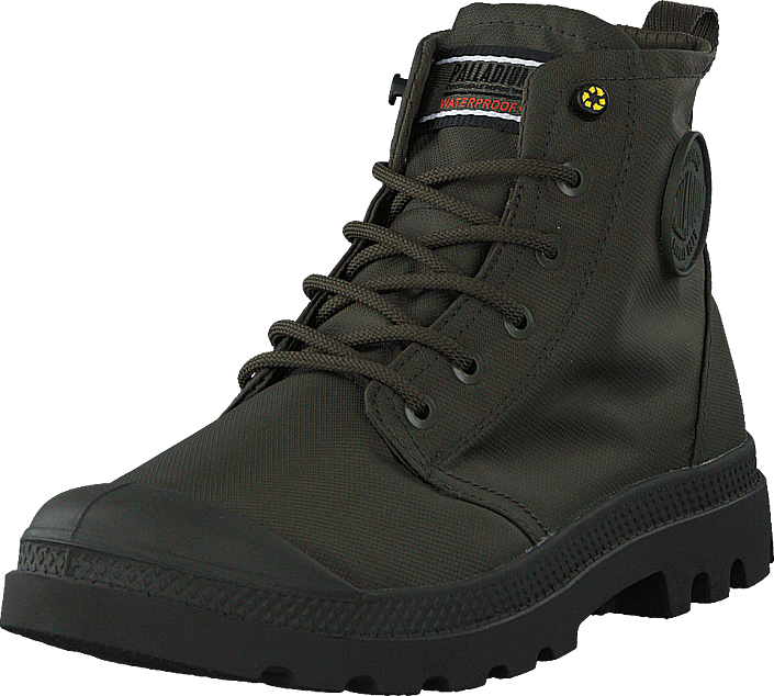Palladium - Pampa Rcycl Wp+ Olive Night