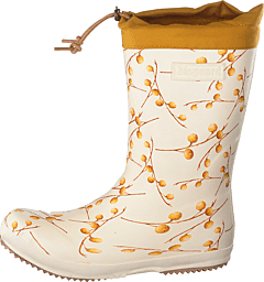 Rubber Boot Winter Thermo Longan Fruit