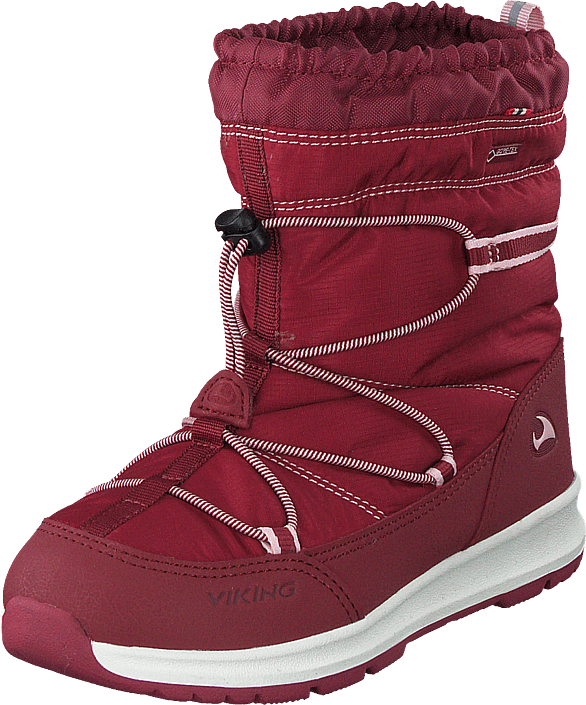 Viking - Oksval Gtx Dark Red/red