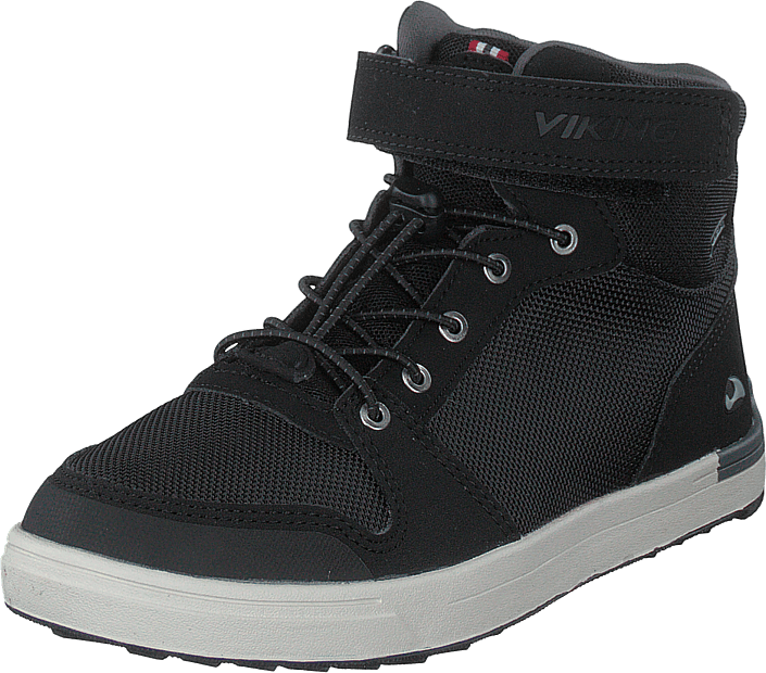Viking - Jakob Mid Kids Gtx Black/charcoal
