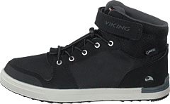 Jakob Mid Kids Gtx Black/charcoal