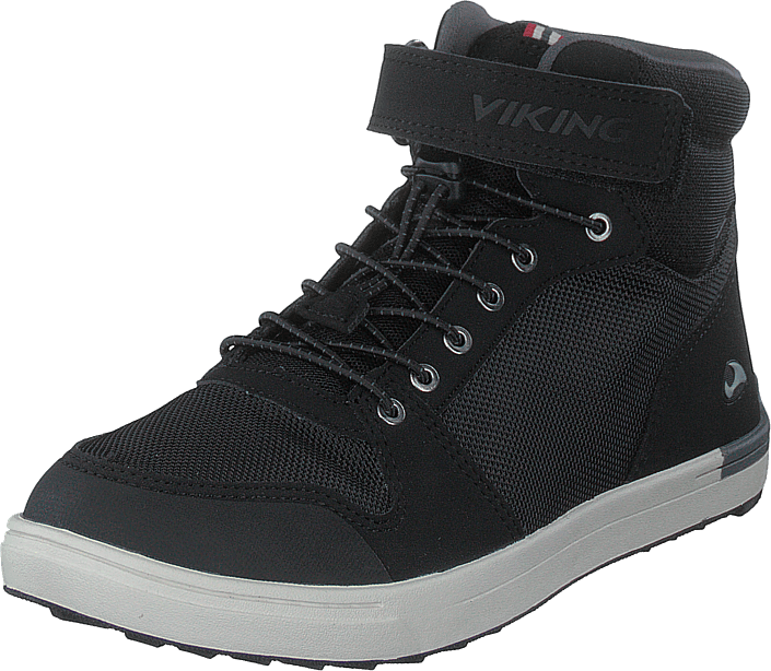 Viking - Jakob Mid Gtx Black/charcoal