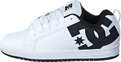 Court Graffik White/black/black