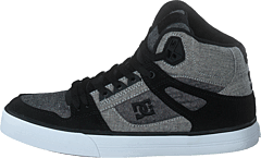 Pure High-top Wc Black/heather Grey