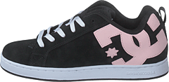 Court Graffik Black/super Pink