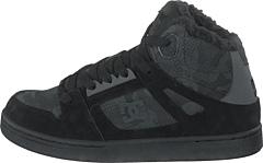 Pure High-top Wnt Black Camouflage