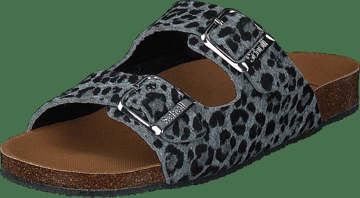Scholl - Greeny Malaren Grey Leopard