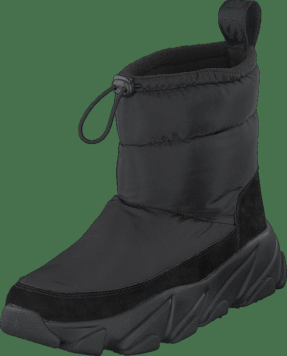Svea - Low Winter Boots Black