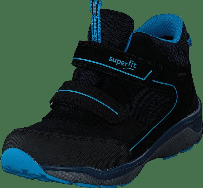 Superfit - Sport5 Gore-tex Black/blue