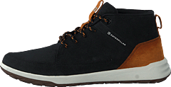 Quest Mid Black/pumpkin Spice