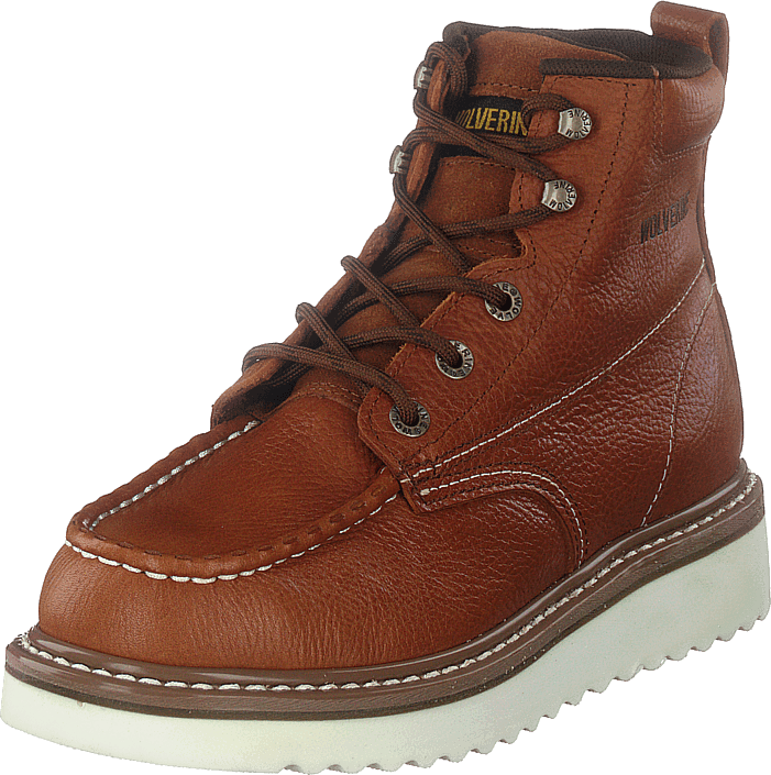 Wolverine - Work Wedge Brown