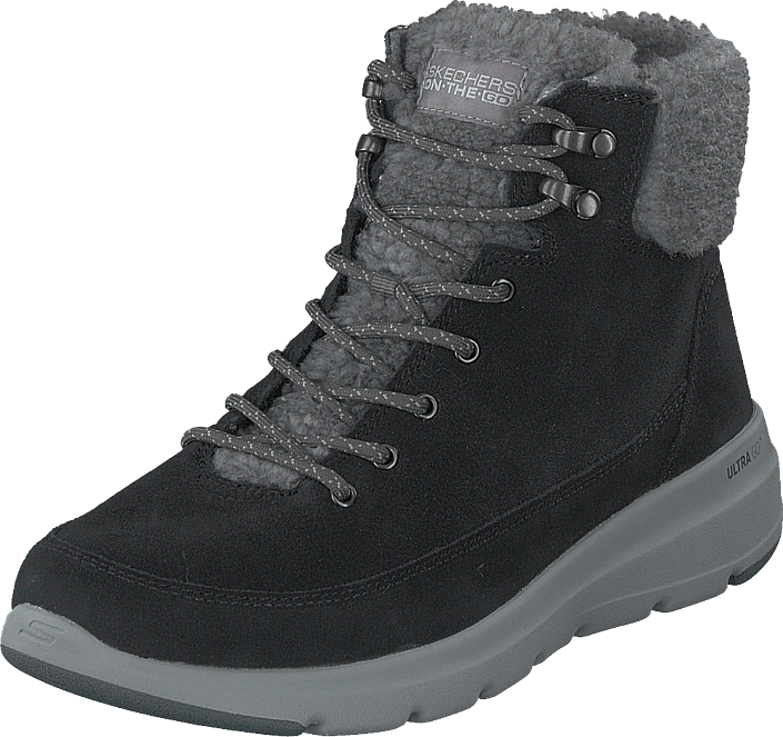 Skechers - Womens On The Go Glacial Ultra Bkgy