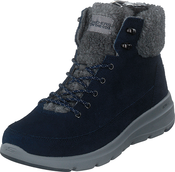 Skechers - Womens On The Go Glacial Ultra Nvgy