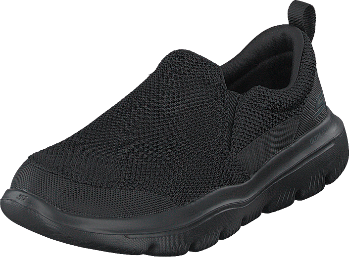 Skechers - Mens Gowalk Evolution Ultra -  Bbk