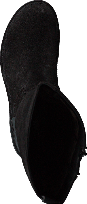 Mine031fly Oil Suede/rug Black