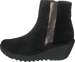 Yulu252fly Oil Suede/valley Black/pewter