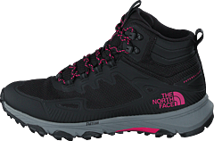 W Ultra Fastpack Iv Mid Future Tnf Black/mr Pink