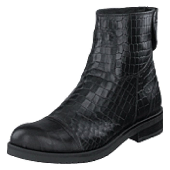 Ilse Jacobsen Lena6535 001 Black, Shoes, svart, EU 38