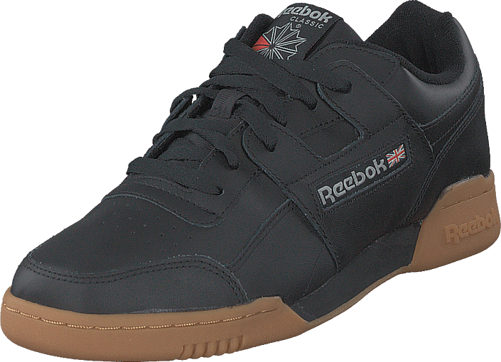 Reebok Classic - Workout Plus Black/carbon/classic Red/reebo