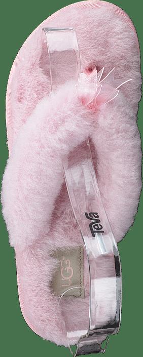 Fluff Flip Flop Iii Seashell Pink