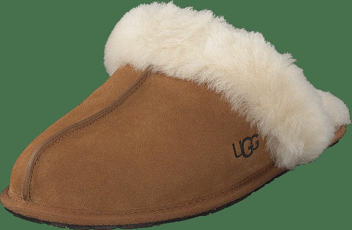 UGG - Scufette Chestnut