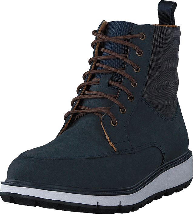 Motion Country Boot Navy/orange