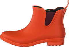 Dora Boot Orange/port