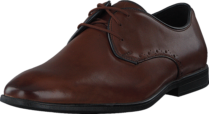 Bampton Park British Tan Leather