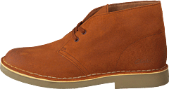 Desert Boot2 Dark Tan Suede