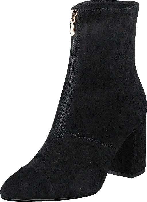 Clarks - Laina85 Ankle Black Suede