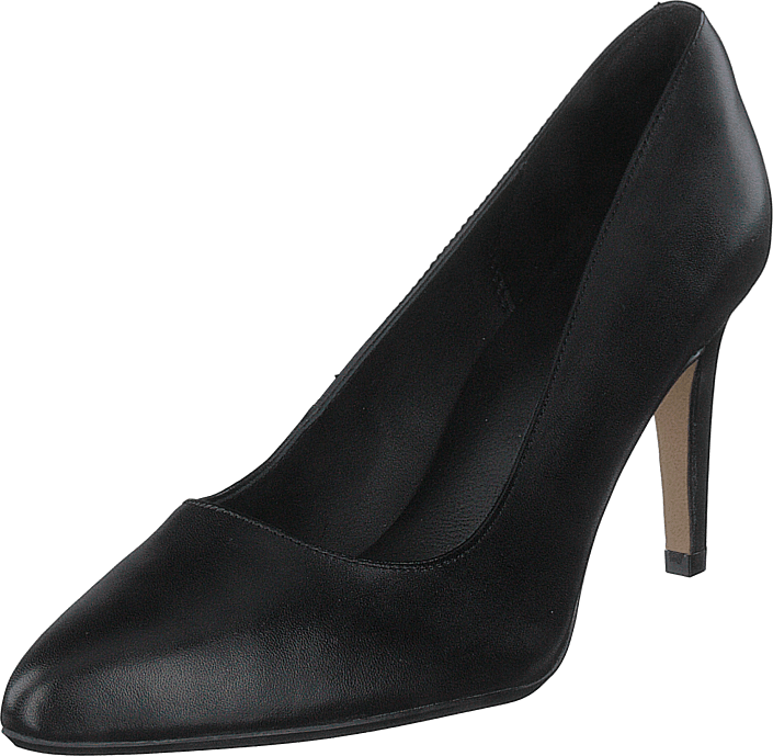 Clarks - Laina Rae 2 Black Leather