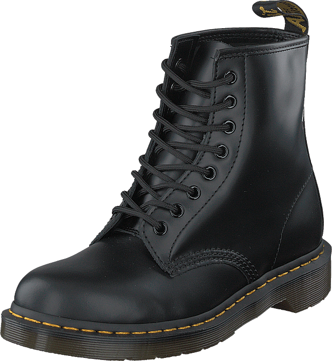 Dr Martens - 1460 Black Smooth