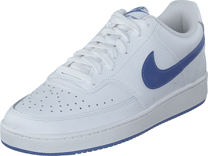 Court Vision Low White/game Royal