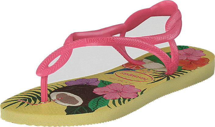 Havaianas - Hav Kids Luna Lemon Yellow