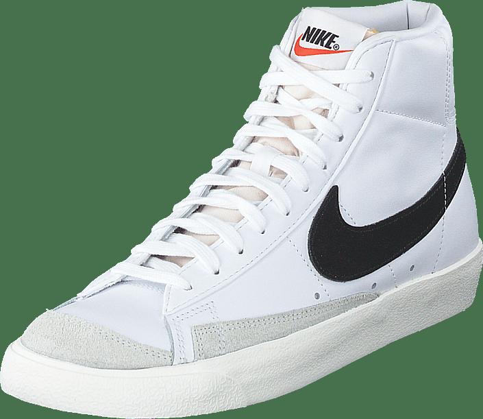 Nike - Blazer Mid 77 Vintage White/black
