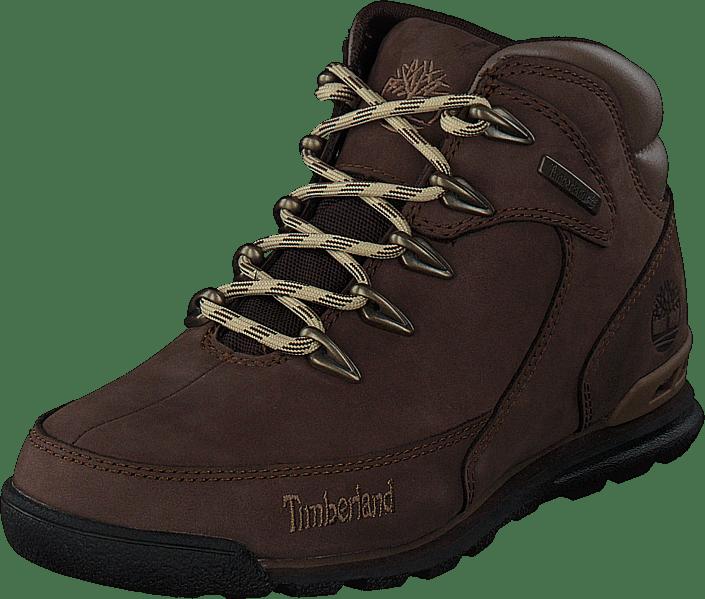 Timberland - Euro Rock Hiker Medium Brown Nubuck