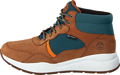Boroughs F/l Mid Wp Rust Nubuck