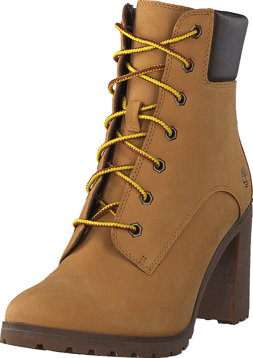 Timberland - Allington 6in Lace Up Wheat Nubuck