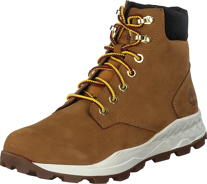 "Timberland - Brooklyn 6"" Wheat Nubuck"