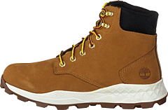 "Brooklyn 6"" Wheat Nubuck"