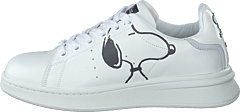 Peanuts X The Tennis Shoe White