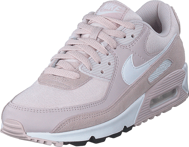 Wmns Air Max 90 Barely Rose/white-black | Shoes for every occasion ...