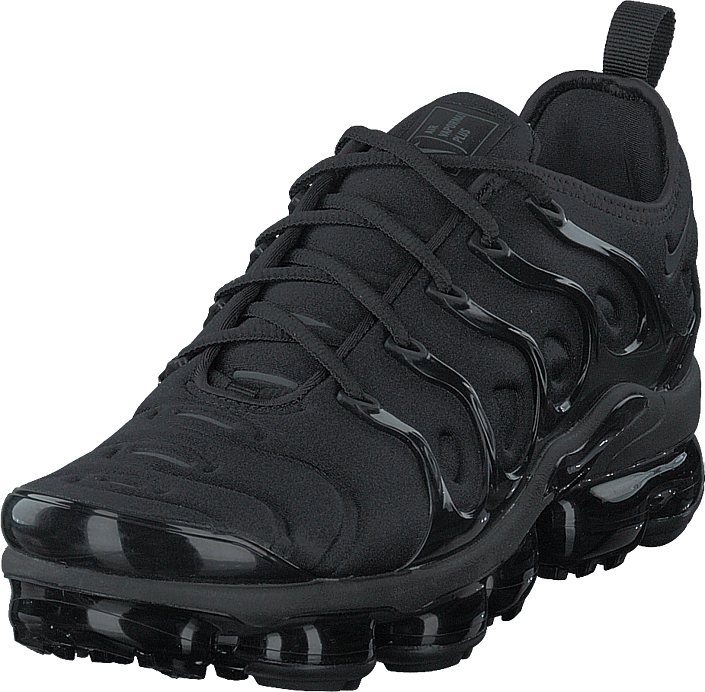 Air Vapormax Plus Black/black-dark Grey
