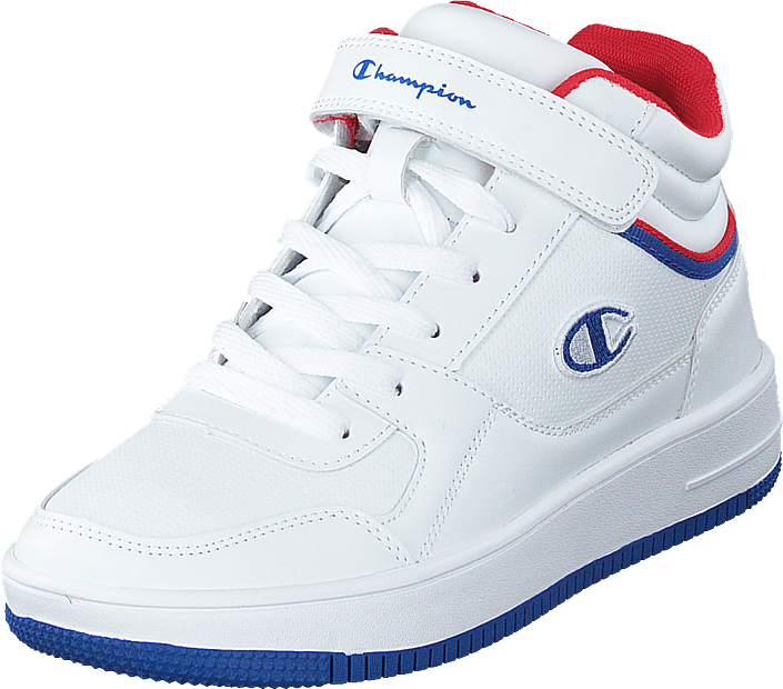 Champion - Mid Cut Shoe Rebound Vintage White