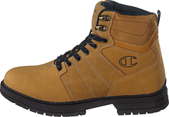High Cut Shoe New Upstate Mineral Yellow