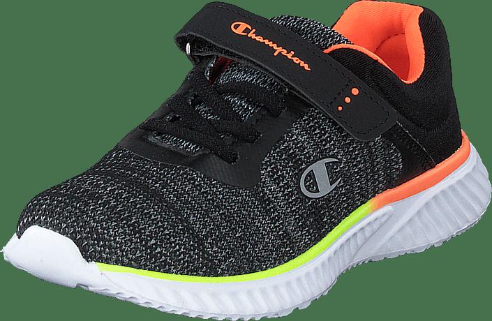Champion - Low Cut Shoe Softy 3 Knit B Ps Black Beauty B
