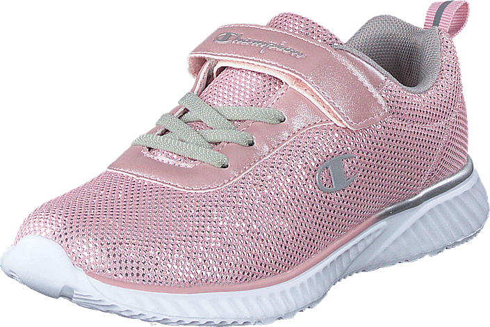 Champion - Low Cut Shoe Softy Sparkling G Pink Lady