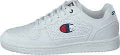Low Cut Shoe Chicago Low White