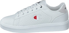 Low Cut Shoe La Mesa White