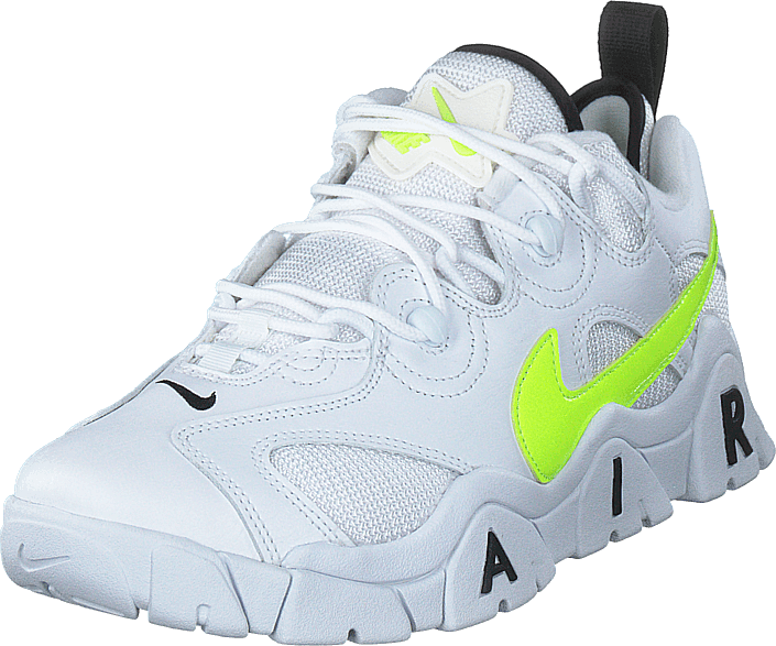 Nike - Air Barrage Low White/volt-black